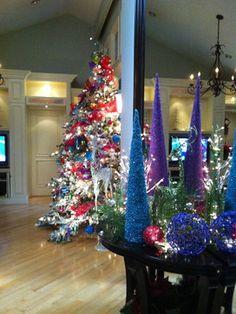 christmas 2013 custom decor traditional phoenix by s interior design - Robeson Design Christmas