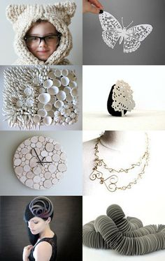 All white by Japan Momiji designs on Etsy--Pinned with TreasuryPin.com