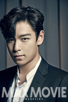 T.O.P for Max Movie (September 2014)