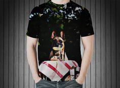 T-Shirt - Malinois belgian shepherd dog picnic https://www.donateprint.com/products/600000794408