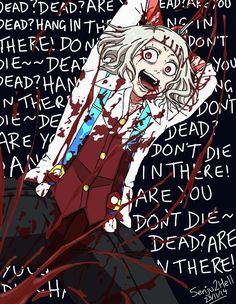 Are You Dead? Don't Die~ (Juuzou Suzuya) by Senju2Hell on DeviantArt