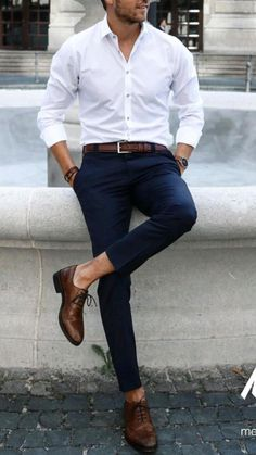 Mens Casual Dress Outfits, Best Smart Casual Outfits, Mens Casual Suits, Formal Men Outfit, Stylish Mens Outfits, Trendy Mens Fashion, Mens Fashion Blazer, Camo Fashion, Suit Fashion