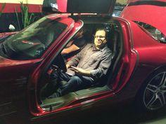 Me and a $500,000 car. Sao Paulo, Brazil.