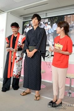 Sota Fukushi, Odaiba 07/18/'15