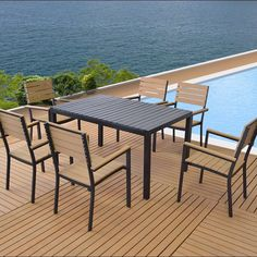 Plastic wood outdoor furniture  Email:sales007@export.tanfly.com Wechat/WhatsApp:+8618688831272