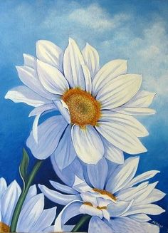 Art by - Serena Lewis - Coming Up Daisies