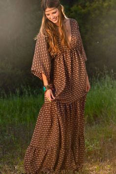 another great maxi dress...so '70s!