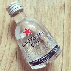 Mmmm a new gin to try! @caorunngin #gin  #scotland #scotishgin #speyside