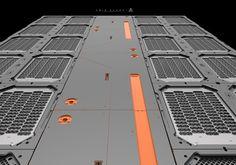 Sci-Fi Floor Panels, Amin Akhshi on ArtStation at https://www.artstation.com/artwork/k2WRn