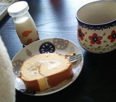 【母が三田のアウトレットモールへ行った際のお土産】「小山ロール」 エスコヤマのロールケーキ