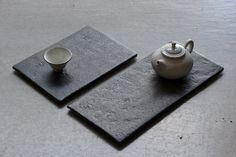 そば粉引板皿(長方/長方・大) - その他のアイテム|季の雲
