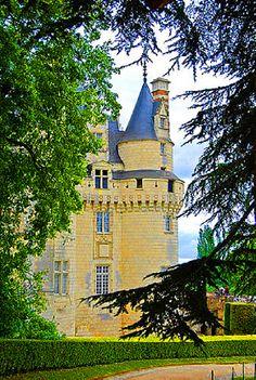 Château d'Ussé in France