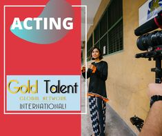 Show us your Talent! Come act your way to the International Stage - Apply Online NOW! Steps To Success, Going For Gold, Apply Online, Arts And Entertainment, Dream Big, Acting, Stage, How To Apply, Entertaining