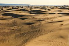 Senek desert in the Mangystau region, Kazakhstan