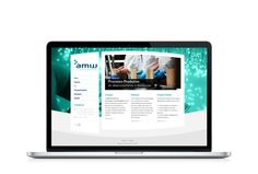 Web Site AMW Soluções