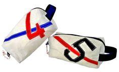 All Sail Mini Dopp Kit - Bags by Re-Sails