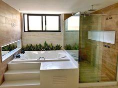 Dream Bathrooms, Amazing Bathrooms, Dream Home Design, House Design, Mountain Home Interiors, Cozy Bathroom, Bathroom Design Luxury, Luxury Homes, Decor Interior Design