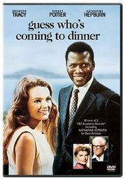 great movie film, spencer traci, sidney poitier, guess, dinners, katharine hepburn, favorit movi, katharin hepburn, classic