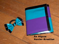 Duct Tape Ring/Wallet Set