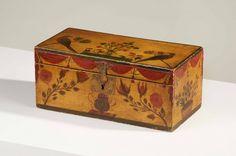 An Extraordinary Decorated Box