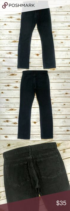 """J. Crew Navy Blue Corduroy Pants J. Crew Navy Blue Corduroy Pants  Size 30 with a 32"""" inseam. Please let me know if you have any questions. I ship the same day as long as the post office is still open. Have a great day, thanks for checking out my closet and happy poshing! J. Crew Pants Straight Leg"""