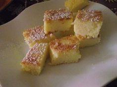 Un dolce veloce e gustoso - Ricetta Dessert : Ricotta al forno al limone da Monica21