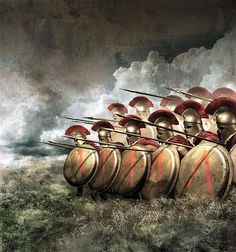 "Talk about laconic: When Philip of Macedon asked the #Spartans if they wished that he should come as friend or foe-Their response, ""Neither"""