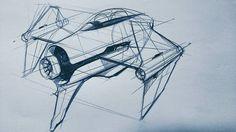 #illustration,#illust,#conceptart,#art, #industrialdesign,#sketch,#aircraft…