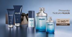 Kaiak, a fragrância mais vendida da Natura em um presente com itens exclusivos…http://rede.natura.net/espaco/alinelomba