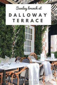 A Sunny Sunday Brunch at Dalloway Terrace