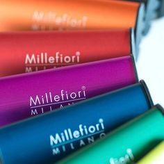 Millefiori Milano – vůně do auta Classic, Dřevo a koření