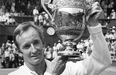 Australian legend Rod Laver.