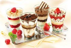 It's National Dessert Day! What is your favorite dessert? Ice Cream Desserts, Fall Desserts, Just Desserts, Delicious Desserts, Dessert Recipes, Yummy Food, Sweet Desserts, Diabetic Desserts, Chocolate Desserts