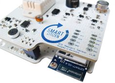 "The Smart Citizen Kit piles it on, including Wi-Fi, an SD card slot, and EEPROM on its base. The attached shield—dubbed the ""Ambient Board""—is a buffet of sensors: temperature, humidity, CO, NO2, light intensity, and a microphone for reading sound levels. The board's intended purpose is to provide an open-source, interactive, environmental database by crowdsourcing data from multiple Smart Citizen Kits, but you can add your own stuff or yank the shield off altogether."