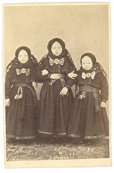 3 søstre i Beltestakk 1869