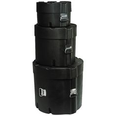 Protechtor Cases Elite Air Bass Drum Case Ebony 24 x 18 in.