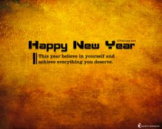2015 New Year Messages for Greetings!!