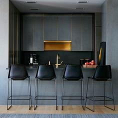 Shawn Henderson, Highline Apartment Kitchen