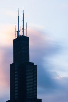 Willis Tower Detail