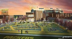 Packers.com   Titletown District