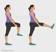 hamstring stretch exercise for patella femoral syndrome
