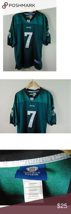 Reebok NFL Men s 54 Philadelphia Eagles Michael Reebok NFL Men s 54 Philadelphia  Eagles Michael Vick Football bb18a5bc7