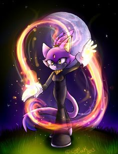 31 Best Blaze The Cat Images Hedgehogs Videogames Shadow The