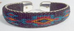 Endkappen für echten Pferd Haar Armband Sterling Tipp von Knotatail