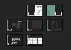 Pocket   Garbett Design Sistema Visual, Brand Symbols, Engineering Firms, Best Architects, Graphic Design Studios, Brand Guidelines, Print Templates, Graphic Design Inspiration, Visual Identity