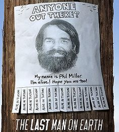 Watch The Last Man On Earth Online at Couchtuner.FR Phil Miller, the last human on Earth in the year 2022, who searches the entire United States for any signs of other living humans after an unknown event wipes out the entire population of Earth, including his family and the employees at the bank where he …