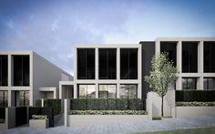 Conrad Architects Toorak Townhouse 03