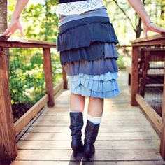 The Odelia Skirt PDF Pattern