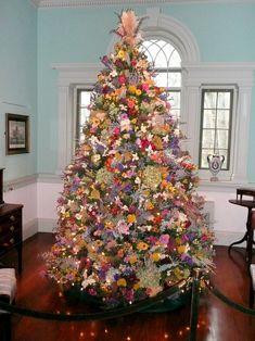 flamingo themed christmas decorations | Decorating Christmas Trees