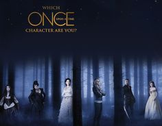 Which 'Once Upon a Time' Character Are You? - Quiz - Zimbio